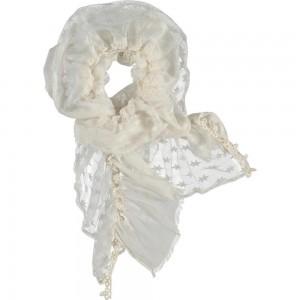 CKS Schal SCARFIE crispy white