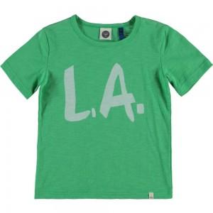 CKS T-Shirt HALI yucca green