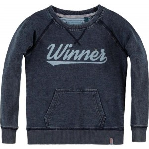 CKS Sweat-Shirt HERA denim blue