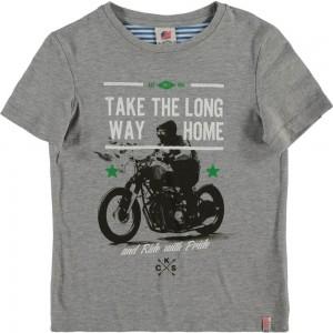 CKS T-Shirt HOTOR grey mele