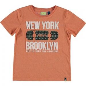 CKS T-Shirt HORD living orange
