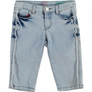 CKS Capri-Jeans TAPIR light blue denim