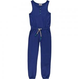 CKS Jumpsuit/Overall DUNLOP ink blue