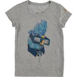 CKS T-Shirt HAVANA grey mele