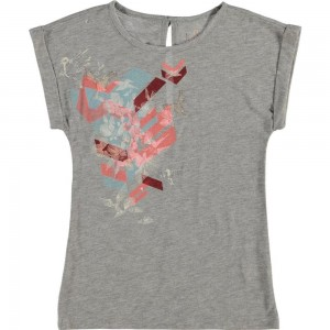 CKS T-Shirt HELMET grey mele