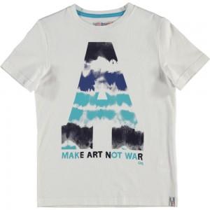 CKS T-Shirt HOMER crispy navy