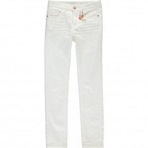 CKS coloured Jeans TOYACOL pearl white