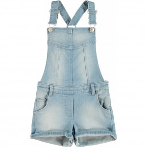 CKS Jeans Latz-Short LUCIANA washed denim