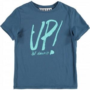 CKS T-Shirt RICHARD ocean blue