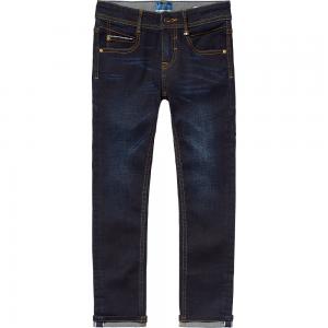 Vingino Jungs Skinny Jeans ALDO deep dark 140 - 10y