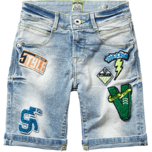 Vingino Jeans-Shorts CALEB light indigo