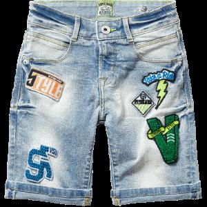 Vingino Jeans-Shorts CALEB light indigo