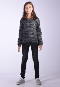 Kaporal Strick-Pullover DANIA black