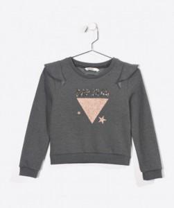 Kaporal Sweat-Shirt DAZED dargrm/khaki