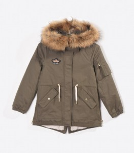 Kaporal Winter-Jacke/-Parka/-Mantel DRIL camp
