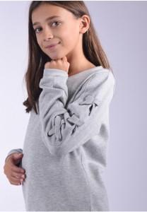 Kaporal Sweat-Shirt DRONE grey mele