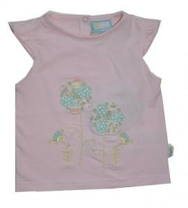 Paglie Mini T-Shirt light rose