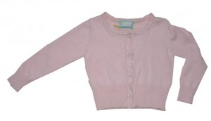 Paglie Strickjacke/Cardigan light rose