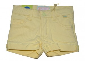 Paglie Short/Hot Pant wax yellow
