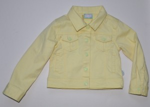 Paglie Jacke wax yellow