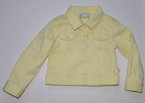 Paglie Jacke wax yellow