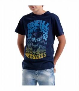 O´Neill T-Shirt Print blue