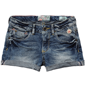 Vingino Jeans Short DEBBY bright blue