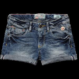 Vingino Jeans Short DEBBY bright blue