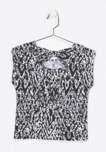 Kaporal Bluse / T-Shirt FAVEZE black