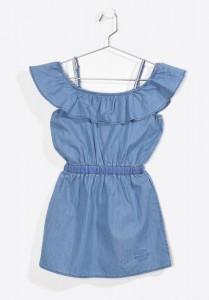 Kaporal Kleid denim FYLOUE blue