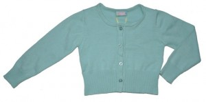 Paglie Strickjacke/Cardigan blue light