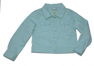 Paglie Jacke blue light