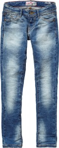 Vingino Skinny Sweat Jeans ACADIA denim