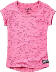 Vingino Basic T-Shirt HILMA neon pink