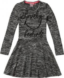 Vingino Strick-Kleid PATRIZ black