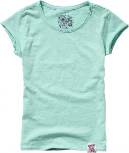 Vingino Basic T-Shirt ISORE aruba blue