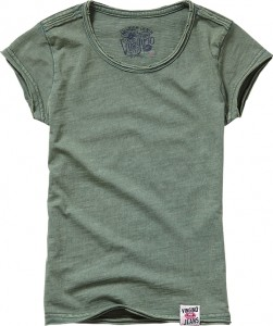 Vingino Basic T-Shirt ISORE olive