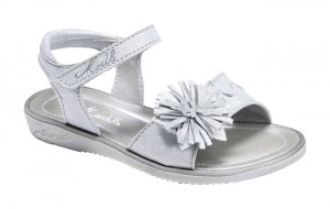 MOD8 Mädchen Sandale HOLGA blanc/weiß