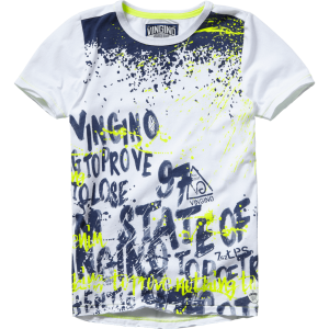 Vingino T-Shirt HEDDO real white