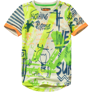 Vingino T-Shirt IYAL neon green