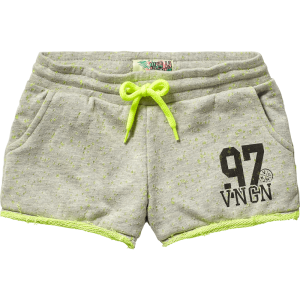 Vingino kurze Sweat-Hose/Short SARIJE lime green