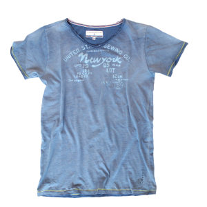 Vingino/LA SELEZIONE DI GINO T-Shirt HANTORE indigo blue