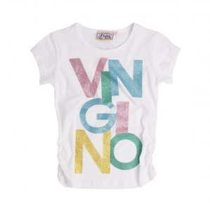 Vingino T-Shirt HETTY real white