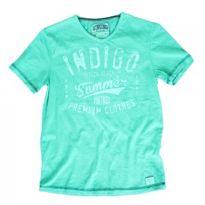Vingino T-Shirt HUGO grass green