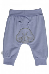 Hust & Claire Sweat-Hose Bunny-Popo blue bell