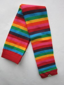 Bonnie Doon Legging rainbow strawberry