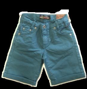 Blue Effect Jungen coloured Jeans-Short dunkelpetrol
