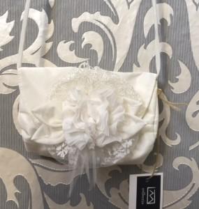 MONNY Tasche passend zu Kommunionkleid BRODE 15 ecru