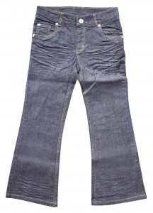 Whoopi Jeans blue Strech Denim