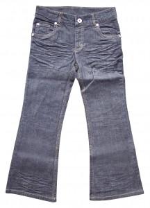 Whoopi Jeans blue Strech Denim